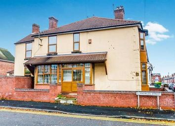 Thumbnail 4 bed end terrace house for sale in Brunswick Park Road, Wednesbury