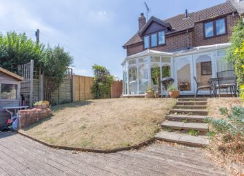 Thumbnail 3 bed end terrace house for sale in St Christophers Gardens, Ascot, Berkshire