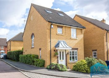 Thumbnail 4 bed link-detached house for sale in Tiverton Way, Mill Hill, London