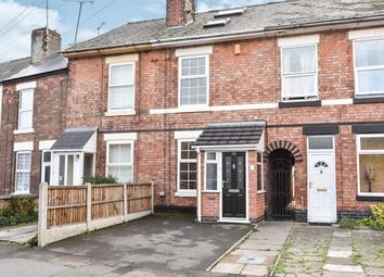 Thumbnail 3 bed terraced house for sale in Great Northern Road, Derby