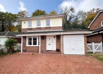 Thumbnail 4 bedroom detached house for sale in Hombrook Drive, Binfield, Berkshire