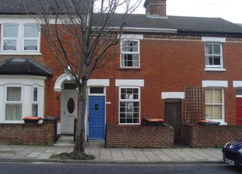 Thumbnail 3 bed terraced house to rent in Beaconsfield Street, Bedford
