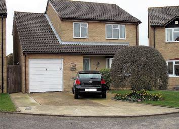 Thumbnail Detached house for sale in Wemmick Close, Rochester