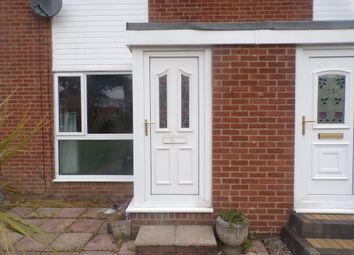 Thumbnail 2 bed terraced house to rent in Wynyard Drive, Bedlington