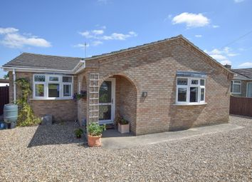 Thumbnail 3 bed detached bungalow for sale in Hall Barn Road, Isleham, Ely