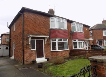 Thumbnail 2 bed semi-detached house to rent in Hirst Grove, Darlington
