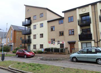 Thumbnail 2 bedroom flat for sale in Goodrington Place, Milton Keynes