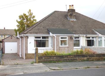 Thumbnail 2 bed semi-detached bungalow for sale in Winthorpe Avenue, Westgate, Morecambe