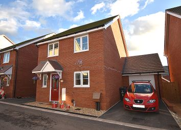 Thumbnail 4 bed detached house for sale in Tremlett Meadow, Tremlett Meaodw, Cranbrook