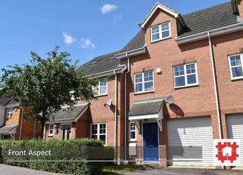 Thumbnail 3 bed town house for sale in The Hermitage, Arlesey, Beds