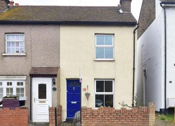 Thumbnail 2 bed end terrace house for sale in Oakhill Road, Sutton, Surrey