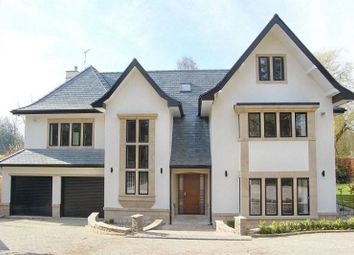 Thumbnail 6 bed detached house to rent in 41 Stanhope Road, Bowdon, Altrincham
