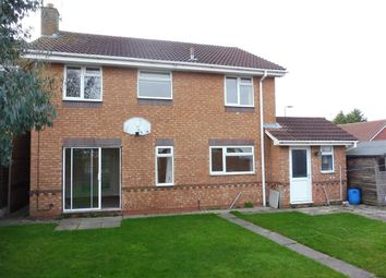 Thumbnail 4 bedroom detached house to rent in Fennel Drive, Stafford