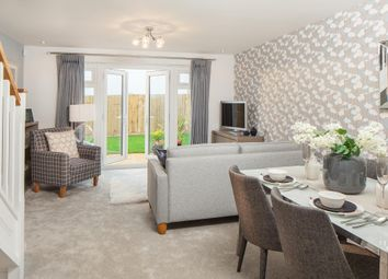 "Thumbnail 2 bedroom end terrace house for sale in ""Tiverton"" at Charlton Park, Midsomer Norton, Radstock"