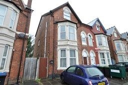 Thumbnail 2 bedroom flat to rent in Gillott Road, Edgbaston, Birmingham