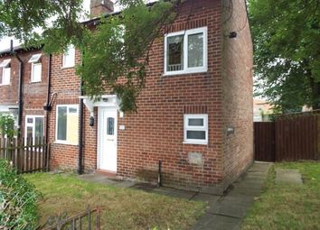 Thumbnail 2 bedroom end terrace house for sale in Blantyre Street, Swinton, Manchester, Greater Manchester