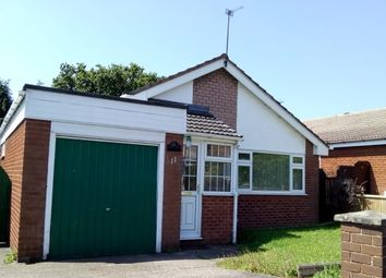 Thumbnail 3 bed bungalow to rent in Fairholme Close, Saughall, Chester