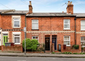 Thumbnail 2 bedroom terraced house for sale in Sherman Road, Reading