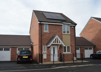Thumbnail 3 bed detached house for sale in Proctor Drive, Haywood Village, Weston-Super-Mare