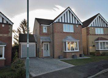 Thumbnail 3 bed detached house for sale in The Hawthorns, West Kyo, Stanley