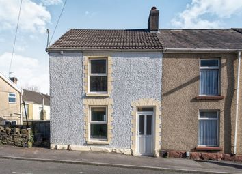 Thumbnail 2 bed end terrace house for sale in Clyndu Street, Morriston, Swansea