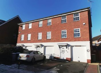 Thumbnail 3 bed town house for sale in Emmerson Drive, Clipstone Village, Mansfield