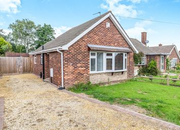 Thumbnail 2 bed bungalow to rent in Goodwood Close, High Halstow, Rochester