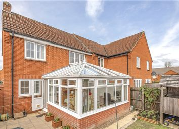 Thumbnail 3 bed end terrace house for sale in Carnival Close, Ilminster, Somerset