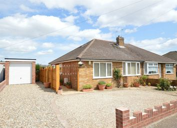 Thumbnail 2 bed semi-detached bungalow for sale in Varvel Avenue, Sprowston, Norwich, Norfolk