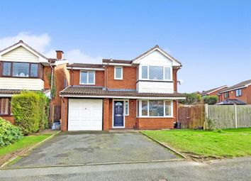 Thumbnail 4 bedroom detached house for sale in Medlar Close, The Rock, Telford, Shropshire