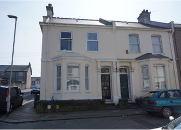 Thumbnail 3 bedroom end terrace house for sale in Beaumont Street, Plymouth
