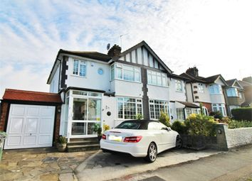 Thumbnail 3 bedroom semi-detached house for sale in Dale View Avenue, Chingford, London