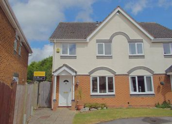 Thumbnail 3 bed semi-detached house for sale in Rownhams, Southampton, Hampshire