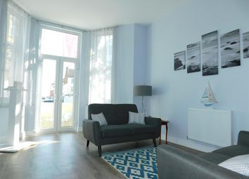 Thumbnail 3 bed flat for sale in Cliffe Villas, Edgar Road, Margate