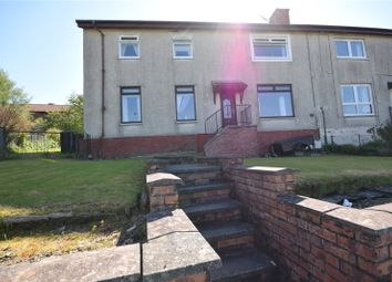 Thumbnail 3 bed flat for sale in Auchenroy Crescent, Dalmellington, Ayr, East Ayrshire