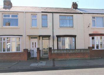 Thumbnail 3 bedroom terraced house for sale in Barton Avenue, Hartlepool