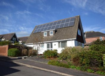 Thumbnail 2 bed detached house for sale in Newlands Road, Sidmouth, Devon