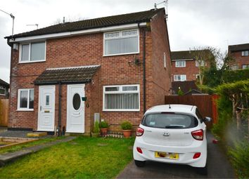 Thumbnail 2 bed semi-detached house for sale in Clos Cyncoed, Caerphilly