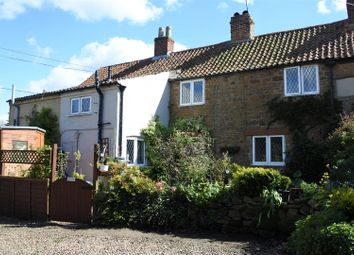 Thumbnail 2 bed cottage for sale in Low Road, Barrowby, Grantham