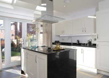 "Thumbnail 4 bed detached house for sale in ""The Berrington"" at Pinn Hill, Pinhoe, Exeter"
