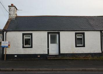 Thumbnail 3 bed cottage for sale in 21 Main Street, Crossmichael, Castle Douglas