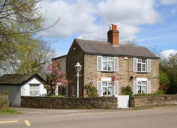Thumbnail 4 bed detached house for sale in Top Road, Calow, Chesterfield, Derbyshire
