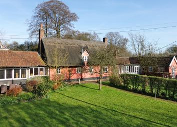 Thumbnail 5 bed cottage for sale in Beech Lane, Wetherden, Stowmarket