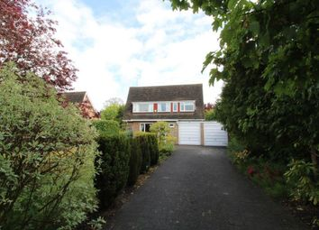 Thumbnail 3 bed detached house for sale in Middle Drive, Darras Hall, Newcastle Upon Tyne, Northumberland