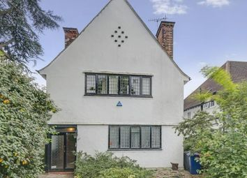 Thumbnail 4 bedroom detached house for sale in Hampstead Way, Hampstead Garden Suburb, London