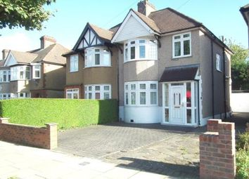 Thumbnail 3 bed semi-detached house for sale in Ladysmith Road, Enfield