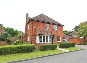 Thumbnail 4 bed detached house for sale in Heasewood, Haywards Heath, West Sussex