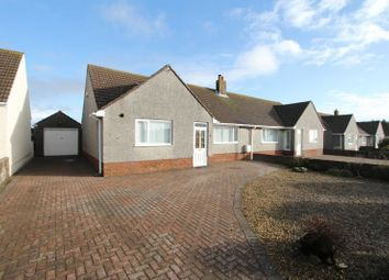 Thumbnail 3 bed semi-detached bungalow for sale in Ceri Avenue, Rhoose, Barry