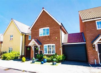 Thumbnail 2 bed semi-detached house for sale in Legerton Drive, Clacton-On-Sea