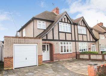 Thumbnail 3 bed semi-detached house for sale in Bridge Gardens, East Molesey